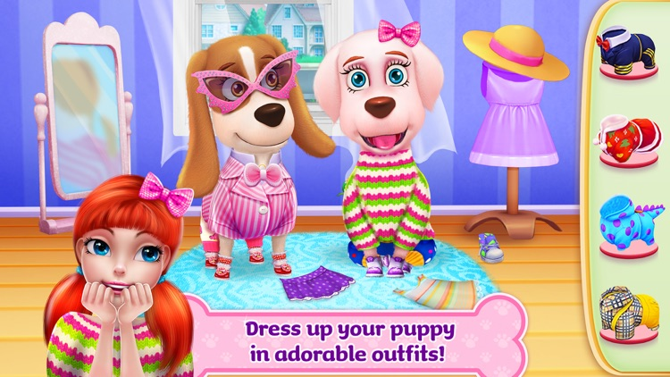 Puppy Life Secret Party screenshot-1