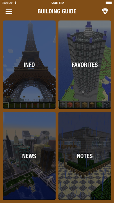 Building Guide for Minecraft - Houses and Home Building Tips!のおすすめ画像1