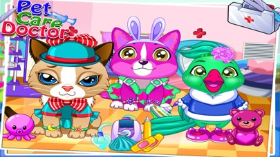 Pet Care Doctor - Surgery for Pet in the hospital by veterinary Doctor Free games for KidsScreenshot von 2
