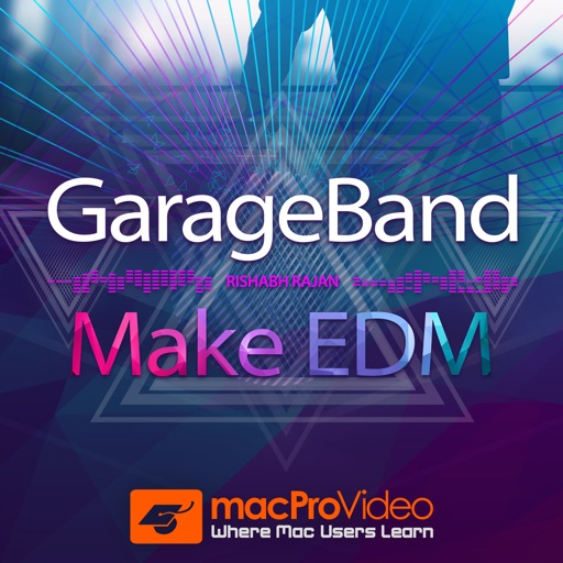 Make EDM Course For GarageBand