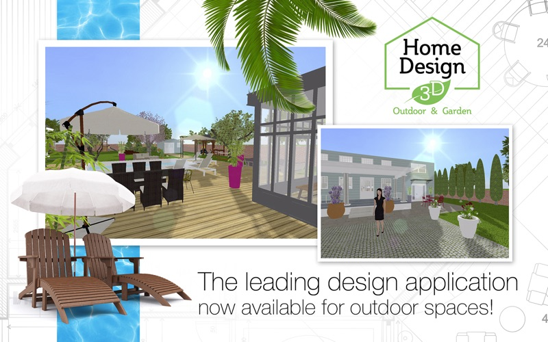 Home Design 3D Outdoor&Garden screenshot 1