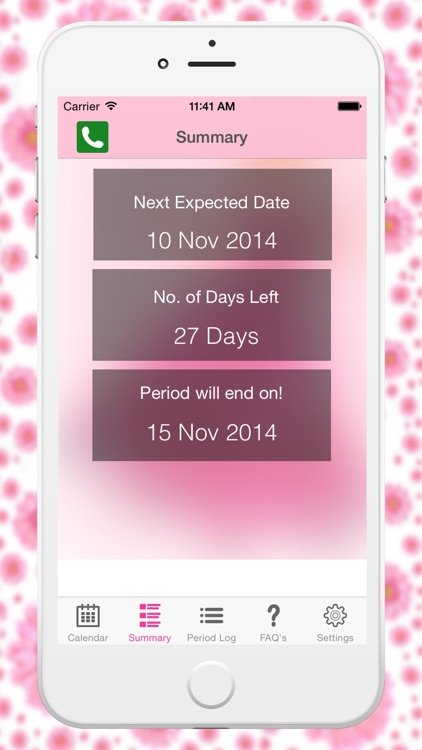Menstrual Period Tracker - Fertility & Ovulation Tracker and Period Calendar