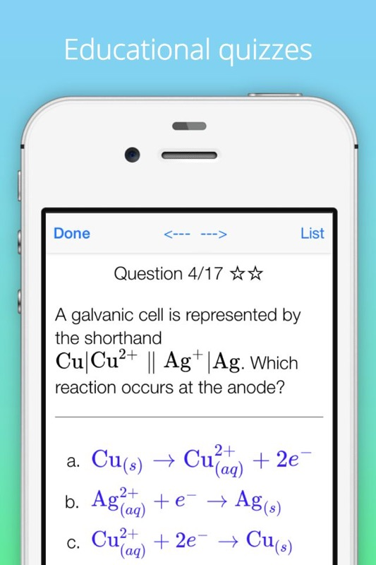 Chemistry X: College and AP Chem - Online Game Hack and