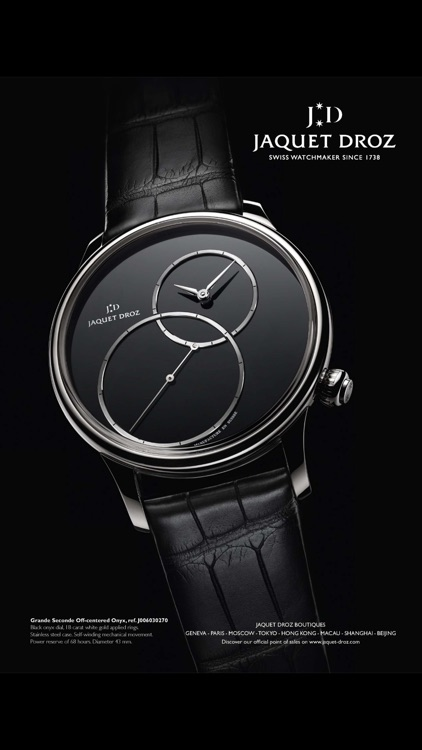 GMT, Great Magazine of Timepieces(French-English)