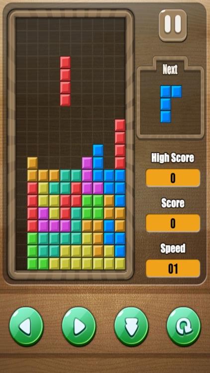Brick Classic - Block Puzzle, Quadris Legend screenshot-3