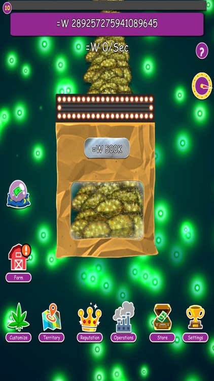 Weed Boss 3 - Bloody Bud Farm Wars And Firm Shop 2 screenshot-3