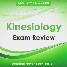 Kinesiology Exam Review : 2200 Quiz & Study Notes