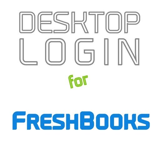DESKTOP LOGIN for FRESHBOOKS