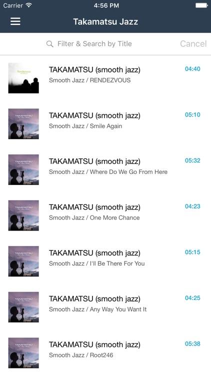 Jazz Music Free - Smooth Jazz Radio, Songs & Artists News screenshot-4