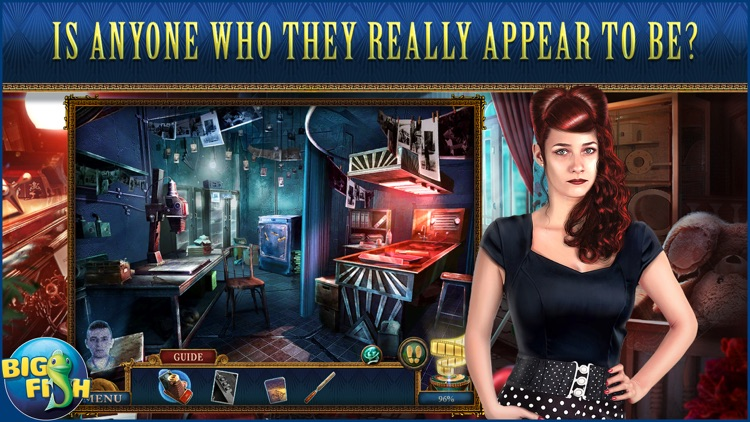 Final Cut: Fade To Black - A Mystery Hidden Object Game (Full) screenshot-0