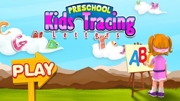 Preschool Kids Tracing Letters PRO