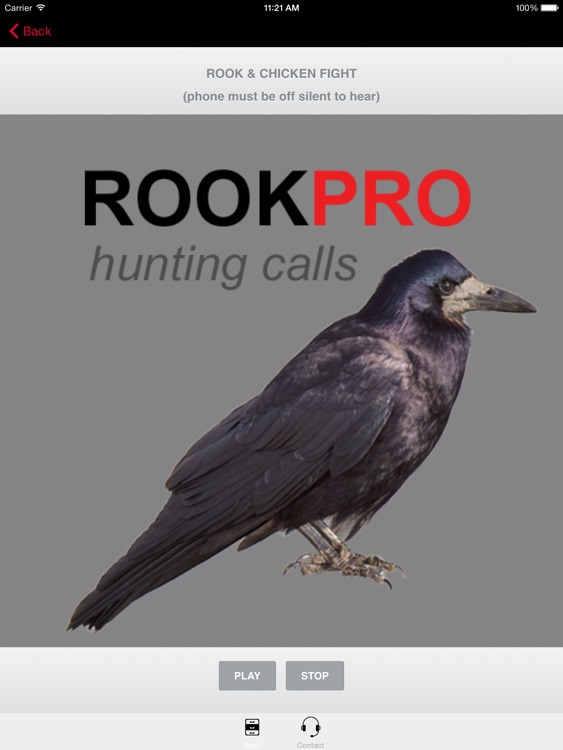 REAL Rook Calls for Hunting - BLUETOOTH COMPATIBLE screenshot-3