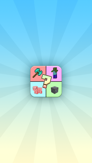 Guess The Block - Brand new quiz game for Minecraft App