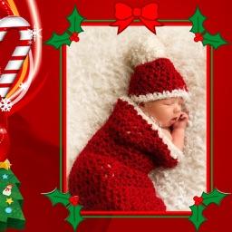 Christmas Photo Frame - Make Awesome Photo using beautiful Photo Frames