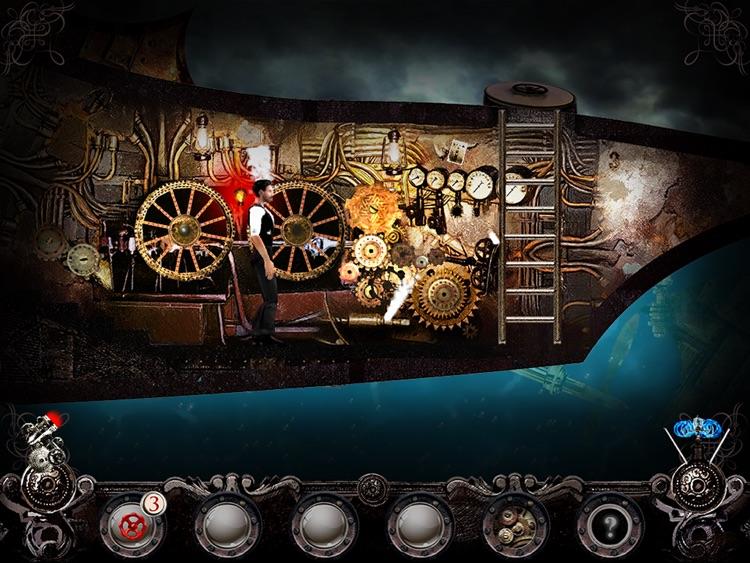 Steampunker - A Steampunk Adventure Game - Tablet Edition screenshot-0