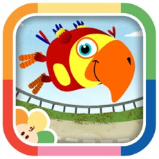 Activities of VocabuLarry's Things That Go Game by BabyFirst