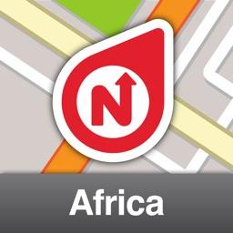 NLife Africa Premium - Offline GPS Navigation & Maps