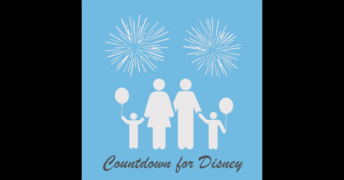Countdown For Disney On The App Store