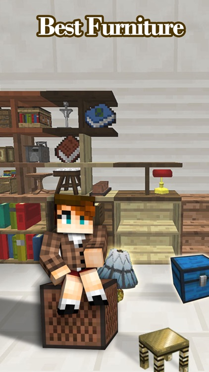 Best Furniture Mods - Pocket Wiki & Game Tools for Minecraft PC Edition