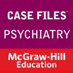 Case Files Psychiatry, 5th Ed.,  (60 Clinical Cases - Lange Case Files by McGraw Hill Medical)