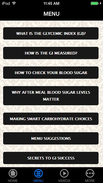 Easy Low Glycemic Index Diet Guide for Weight Loss- Best Low Carb Diet Program screenshot-4