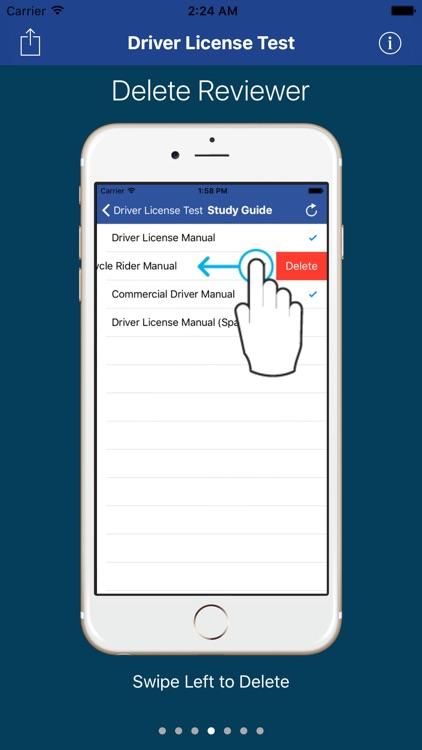 Wisconsin DMV Driver License Test Reviewer screenshot-4