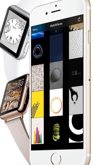 Скриншот №2 к WatchFaces for Apple Watch