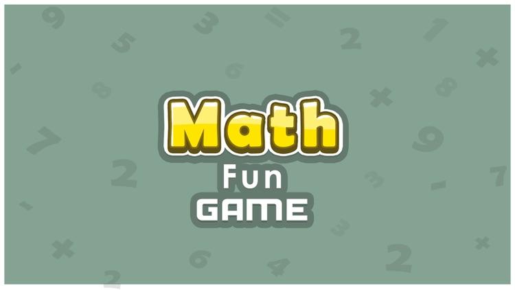 Math Fun Game