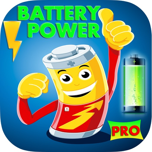 Battery Power Doctor Pro - Battery Booster Optimization Tips & Tricks icon