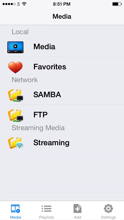 Media Player PRO - Play Mkv,Mov,Mpg,Wmv,Rmvb,Flash,Mp4,Mpeg,Ts,AVCHD video screenshot-3