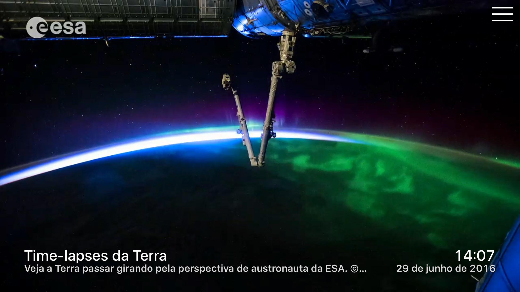 Screenshot do app Outland - Space Journey