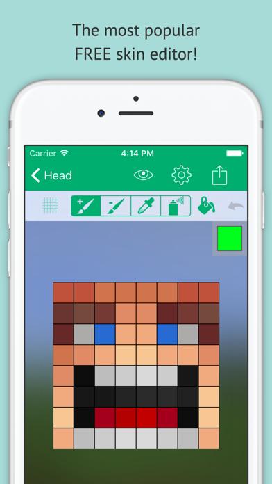 Skin Editor: Minecraft Creator Edition by Taposaurus Apps