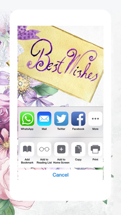 Greeting Cards for Every Occasion - Greetings, Congratulations & Saying Images screenshot-4