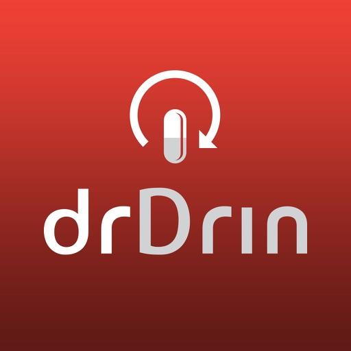 drDrin - Ricorda, Condividi, Abbi cura di te - pill reminder, patient-family-doctor channel