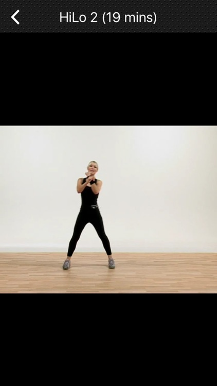 Aerobic Dance Exercises screenshot-3