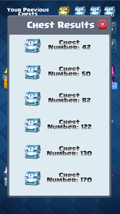Ultimate Chest Tracker for Clash Royale