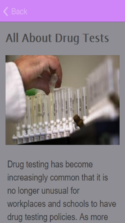 How To Pass A Drug Test.