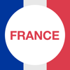 France Trip Planner, Travel Guide & Offline City Map for Nice, Lyon or Marseille