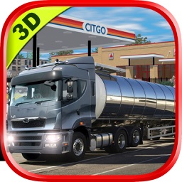 Oil Truck Transporter Simulator 3D
