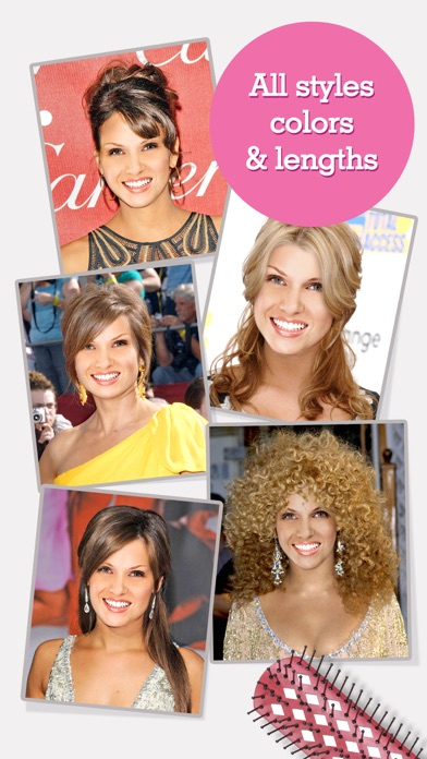 FACEinHOLE® Hairstyles for Women - Hair styler for cute
