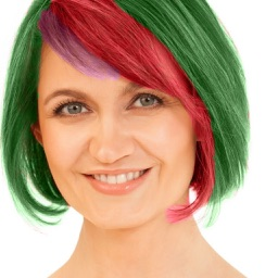 Hair Color Dye Pro - Recolor studio and Splash Effects Editor
