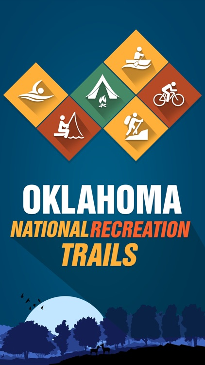 Oklahoma National Recreation Trails