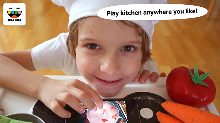 Toca Kitchen screenshot-4