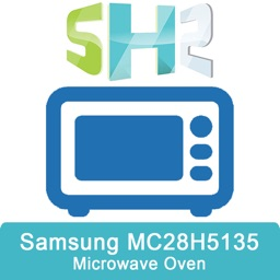 Showhow2 for Samsung MC28H5135 Microwave