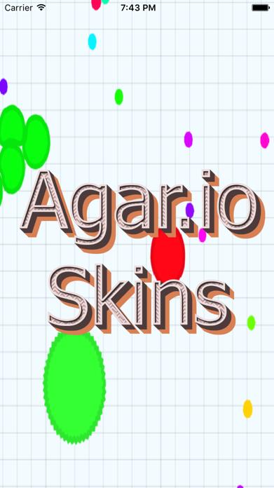 Skins for Agar.io App Screenshot