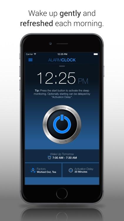 Clever Alarm Clock (Sleep Cycle Tracker)