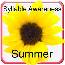 Syllable Awareness - Summer