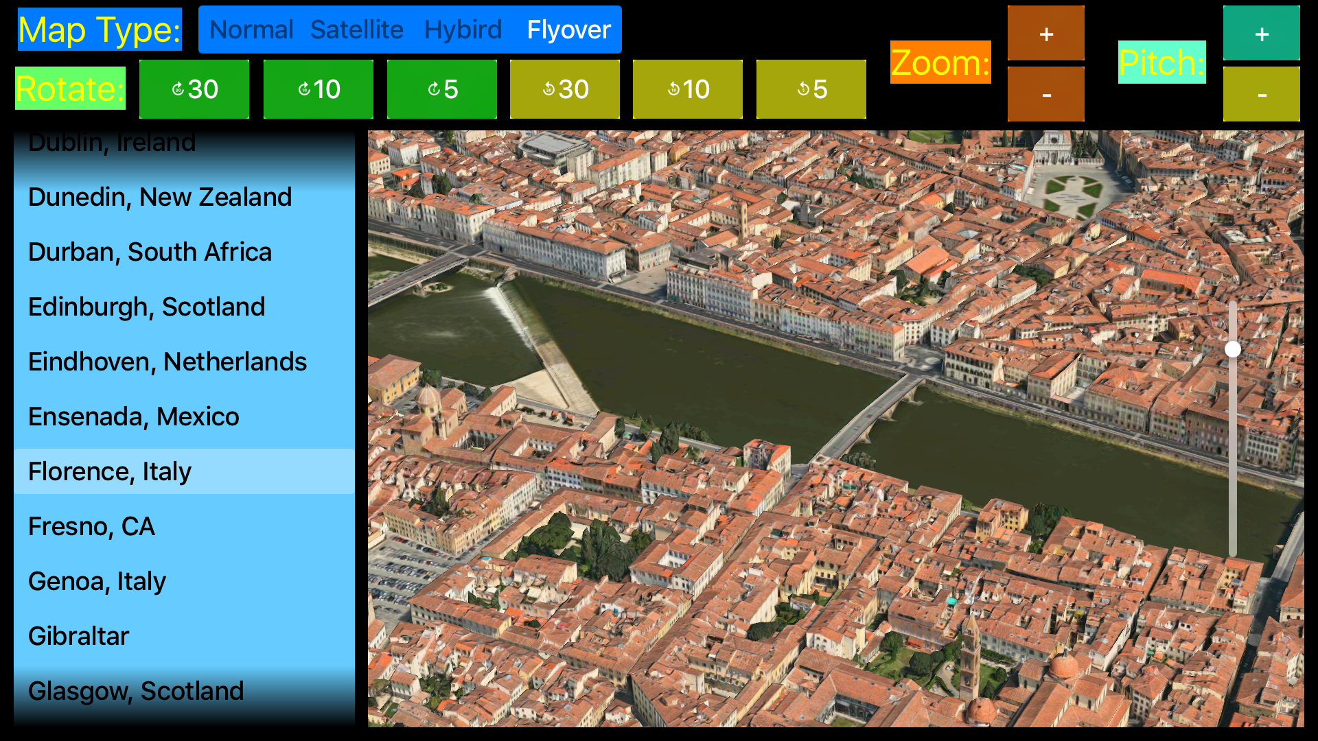 3D Cities and Places Pro screenshot 10