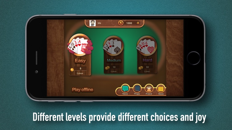 Hearts for Solitaire screenshot-4