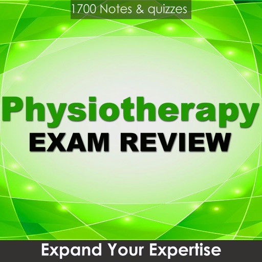 Physiotherapy Exam Review : 1700 Quiz & Study Notes